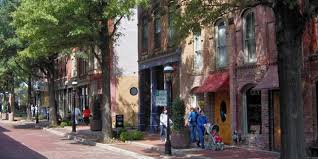 Most Beautiful Towns In America by America U0027s Best Main Streets Huffpost