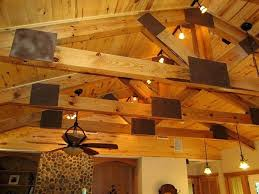 practical lighting tips for log homes lighting for exposed beam ceilings incredible practical tips log