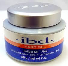 amazon com ibd uv builder gel nails acrylic pink 2 oz health