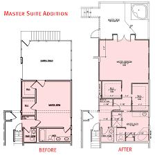master bedroom bathroom floor plans master bedroom and bath addition plans nrtradiant