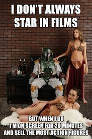 Interesting Memes - boba fett is the most interesting bounty hunter in the galaxy