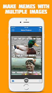 Meme Generator App Iphone - meme producer free meme maker generator app ranking and store data