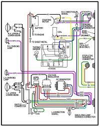 1962 chevy truck wiring diagram wiring diagram and schematic