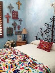 great guest room mexican style everywhere i u0027m painting my walls