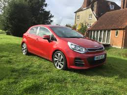 used kia rio cars for sale motors co uk