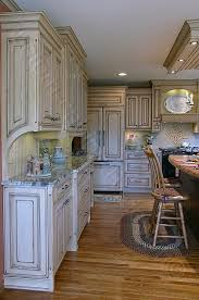 Custom Kitchen Cabinet Design Distressed Kitchen Cabinets Custom Made Cabinets And Design Ideas