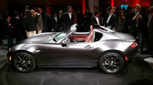 nissan convertible hardtop mazda mx 5 miata hardtop convertible revealed
