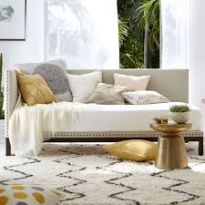 Gold And White Bedroom Furniture Bedroom Comfortable Daybed Covers For Elegant Daybed Design