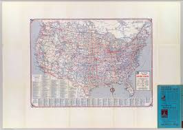 Chicago United States Map by Road Map United States David Rumsey Historical Map Collection
