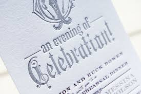 engagement dinner invitations cimvitation