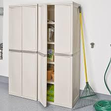 sterilite 4 shelf cabinet flat gray 01423v01 4 shelf cabinet flat gray 1 pack