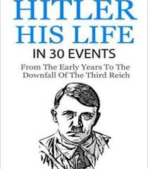 biography of famous persons pdf biography adolf hitler his life in 30 events biography books