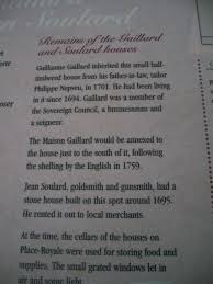when was the first house built twitter wanders quebec city part 2