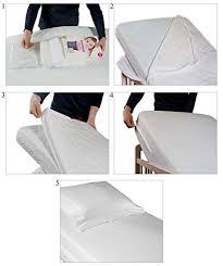 Crib Mattress Protector Pad Cozycuddles Quilted Waterproof Crib Mattress Protector Pad Anti