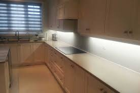 tape lighting under cabinet residential led strip lighting projects from flexfire leds