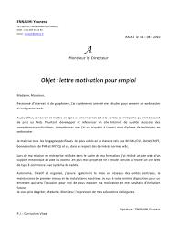 modele lettre de motivation femme de chambre lettre de motivation pour femme de chambre exemple de lettre de