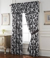 Black And White Bedroom Drapes Home Bedding Curtains U0026 Drapes Dillards Com