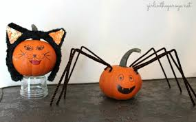 Unique Outdoor Halloween Decorations 10 Diy Halloween Pumpkin Decorating Ideas Homemade Home Decor