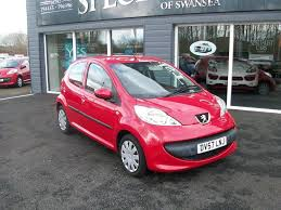 used 2007 peugeot 107 1 0 12v urban 2 tronic 5dr for sale in