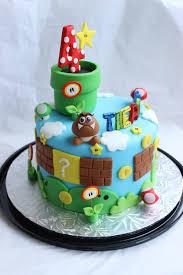 Super Mario Home Decor by Super Mario Cake Video Game Cakes Pinterest Super Mario Cake
