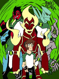 ben 10 wielder of the omnitrix by glooman20 on deviantart