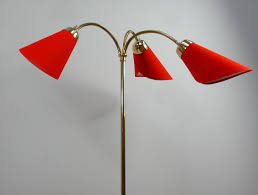 Gooseneck Floor Lamp Brass Gooseneck Floor Lamp Med Art Home Design Posters