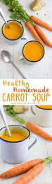 soup for thanksgiving healthy carrot soup recipe happyfoods tube