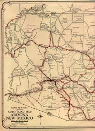 Dixie State University Map Throwback Thursday Arizona State Route 87