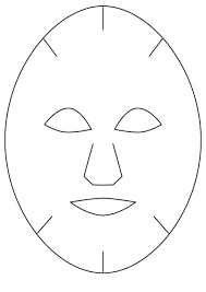 mask template simple witch mask 11 steps with pictures