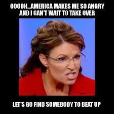 Sarah Palin Memes - angry sarah palin sarah palin know your meme