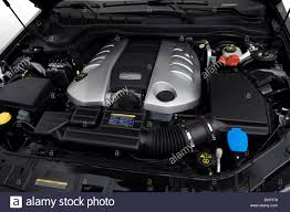 2008 pontiac g8 gt in black engine stock photo royalty free