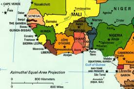 africa map gambia the gambia brown s cerebral caffeine