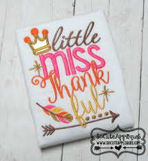 embroidery design 5x7 6x10 thankful arrow fall embroidery