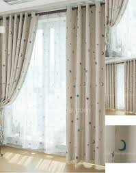 White And Grey Nursery Curtains Curtain Gorgeous Blackout Curtains Nursery Simple Pattern