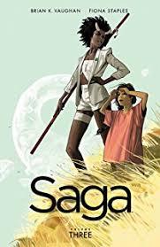 saga volume 7 saga volume 7 9781534300606 brian k vaughan fiona