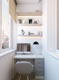 Small Built In Desk 24 Ideas To Organize A Freelance Workspace At Home Digsdigs