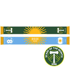 Timbers Flag A Collection Of Each Of The Scarves In Portland Timbers