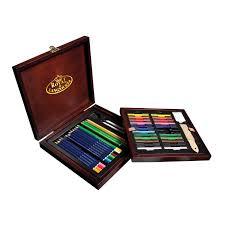 royal u0026 langnickel premier art set drawing pencil rset draw1600
