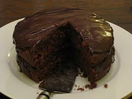 double fudge chocolate cake recipes food next recipes