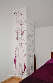 Best  Hand Painted Walls Ideas On Pinterest Murals Painted - Paint a design on a wall