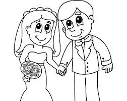 top 82 bride coloring pages free coloring page