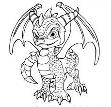 coloring pages of skylanders coloring pages photo shared by