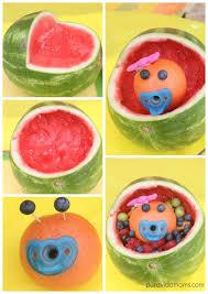 Carriage Centerpiece Watermelon Baby Carriage Centerpiece Tutorial Pura Vida Moms