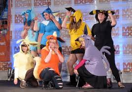 Eevee Halloween Costume London U0027s Mcm Expo Bringing Cosplay Masses Den Geek