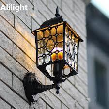 Discount Outdoor Wall Lighting - online get cheap outdoor wall lights european aliexpress com
