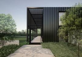 carr design group frame house melbourne back process