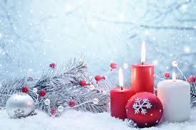 new year toys wallpaper christmas snowflakes new year tree snow balls candles
