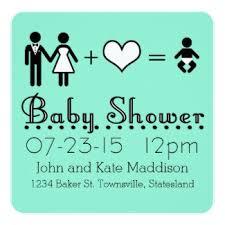 modern baby shower invitations best customizable