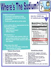 low sodium diet in service low sodium diet food service and