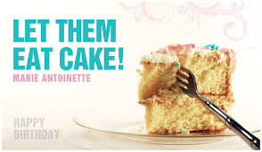 let them eat cake happy birthday birthday ecards pinterest